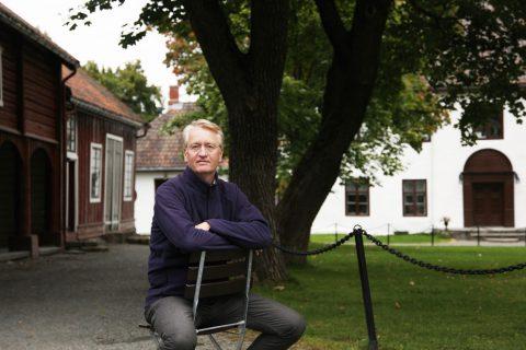 Arne Julsrud Berg. Foto: Geir Olsen