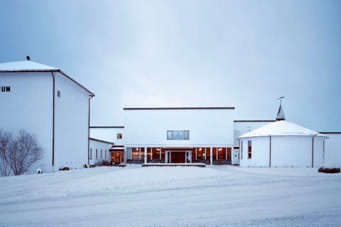 Ingen arkitkektkonkurranse for Tromsø Museum. Foto: Adnan Icagic, Tromsø Museum –Universitetsmuseet.