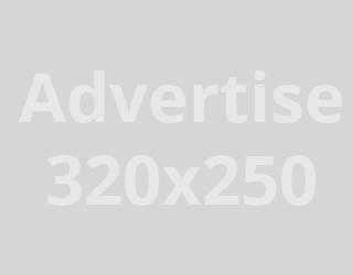 Annonse 320 x 250,- kr. 4 000,- pr måned