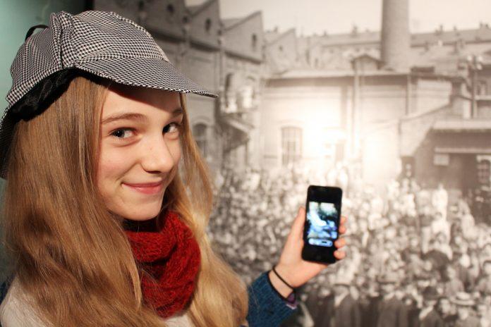 BYDETEKTIV. Foto: Hanna Gogstad/ Oslo Museum