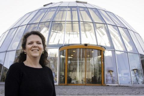 Hanne Beate Ueland, avdelingsdirektør Stavanger kunstmuseum. Foto: Kjetil S. Grønnestad