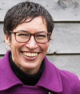 Bente Aster er kontaktperson og ansvarlig for kulturarvfeltet i Kulturtanken. Foto: Lars Opstad, Kulturtanken