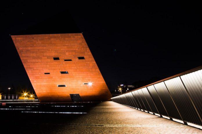 Andre verdenskrigmuseet i Gdansk, Polen. Foto: Mikolaj Bujak / muzeum1939.pl