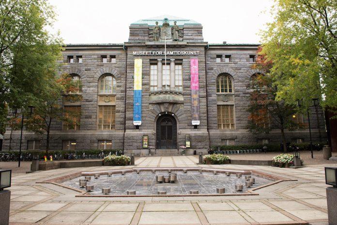 Samtidskunstmuseet stengt. Foto Nasjonalmuseet