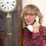 TIDEN GÅR: Direktør Eli Hall har jobbet aktivt for å få til et kommunikasjons-museum i mange år. Foto: Laila Andersen, Telemuseet.