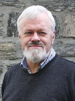 Ottar Grepstad er direktør ved Nynorsk kultursentrum