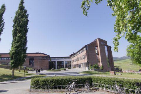 TRADISJONSRIKT:Historiefaget i Bø ble opprettet i 1971. Nå er den gamle distriktshøgskolen blitt universitet, samtidig vurderes historiefaget nedlagt. Foto: USN