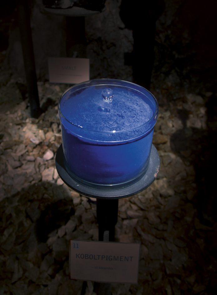 TILTOPPSMEDDETBLAAGULLET:Blaafarveværket ble Årets museum 2018, samme år som museet feirer sitt 50-årsjubileum. Foto: Hanna Norberg