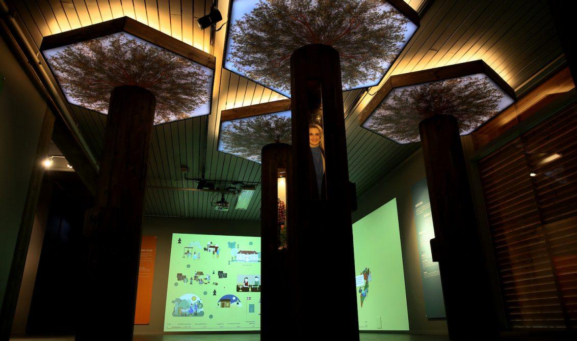 #Hedmarking. Foto: Emir Curt, Anno Glomdalsmuseet