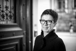 ALVORLEG: Generalsekretær i Norges museumsforbund, Liv Ramskjær, meiner nedgangen i middel til musea er alvorlege, til tross for feil i statistikken til Kulturrådet. Foto: Thomas Johannessen