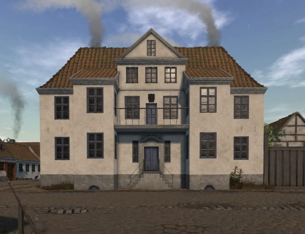 1798: …og det same bygget i VR-versjon frå prosjektet «Oslo Havn 1798» Foto: Tidvis