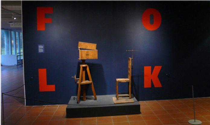 FOLK-utstillingen. Foto: Christer Dynna