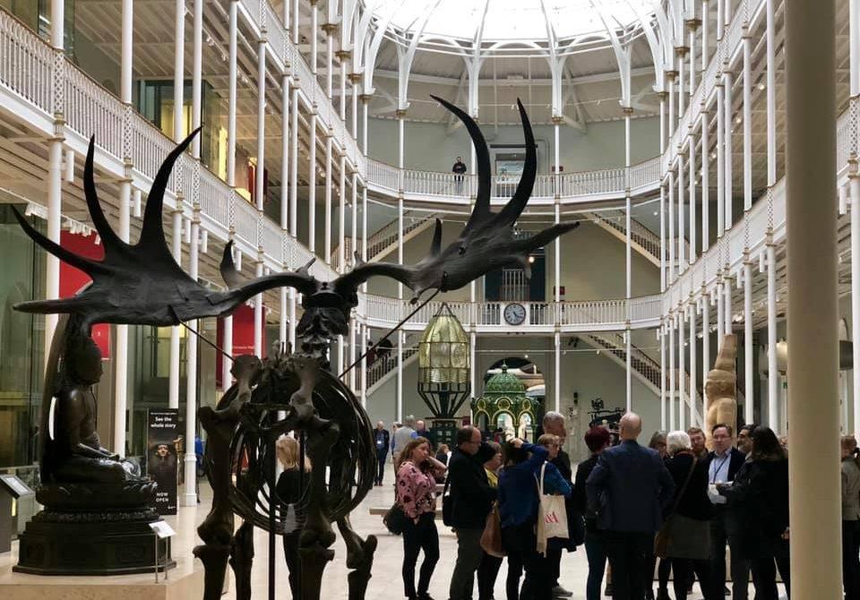 De samiske museene ble ikke invitert på Kulturministerens studietur med museumsdirektører i mars. Foto: Ole Aastad Bråten