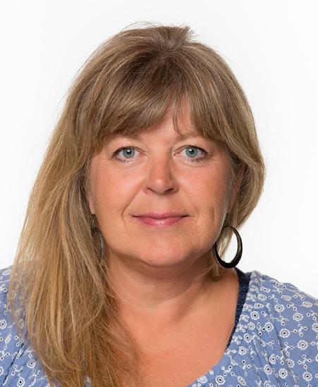 Portrett av Mona Pedersen