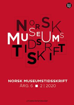 Norsk museumstidsskrift forside